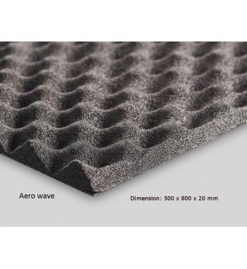 Gladen Aero-Wave foam
