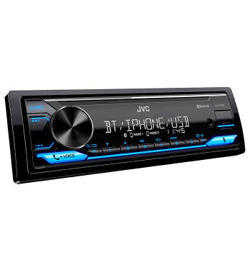 JVC KD-X372BT - Bluetooth