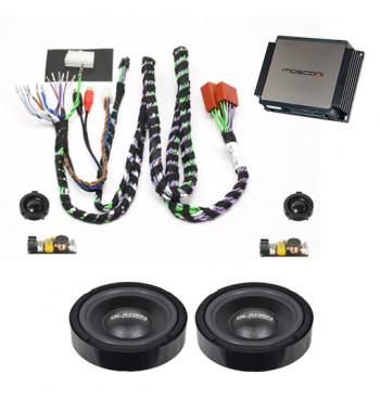 Gladen VW - Sound-kit (ISO)