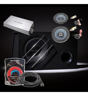 Gladen M-line lydpakke