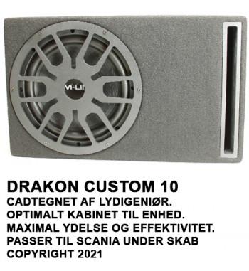 Gladen M10 - Custom Drakon...