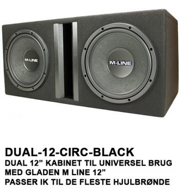 Gladen Dual M12 - Circ Box