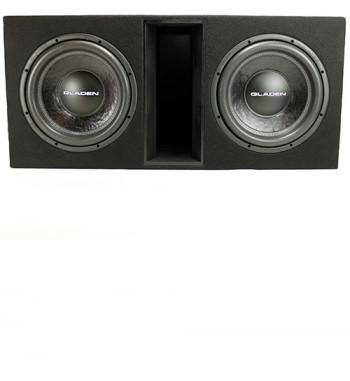 Gladen SQX 12 dual kasse