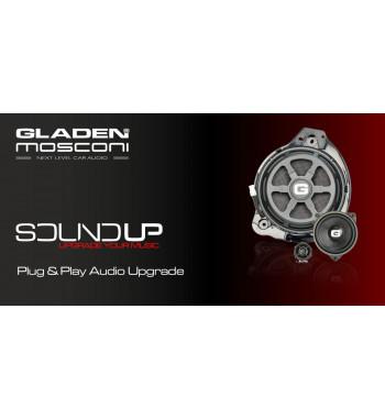 Gladen Sound-up til Mercedes